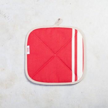 Manique carré coton