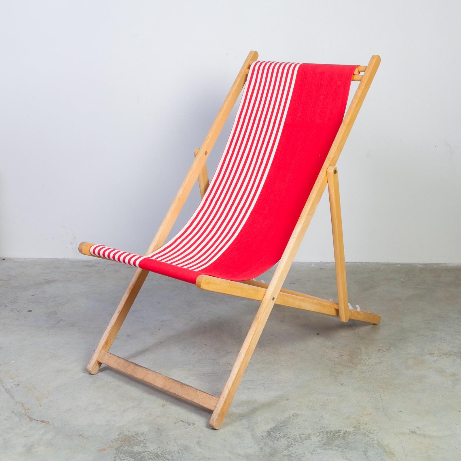 transat en toile cheap toile tendance pour transat chaise. Black Bedroom Furniture Sets. Home Design Ideas