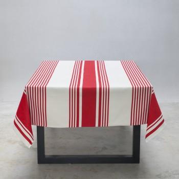 table linge basque lartigue 1910 maison bain table tissu basque. Black Bedroom Furniture Sets. Home Design Ideas