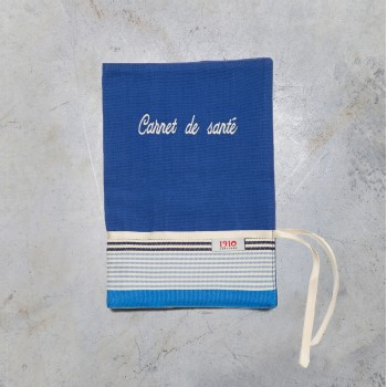Housse carnet de santé