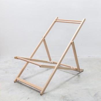 Estructura tumbona