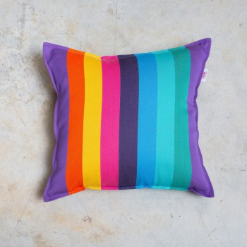 Cushion cover square cotton