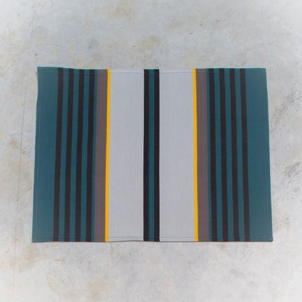 Serviette de table ourlée coton
