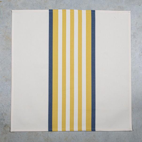 Cotton hemmed napkin