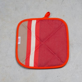 Cotton square potholder