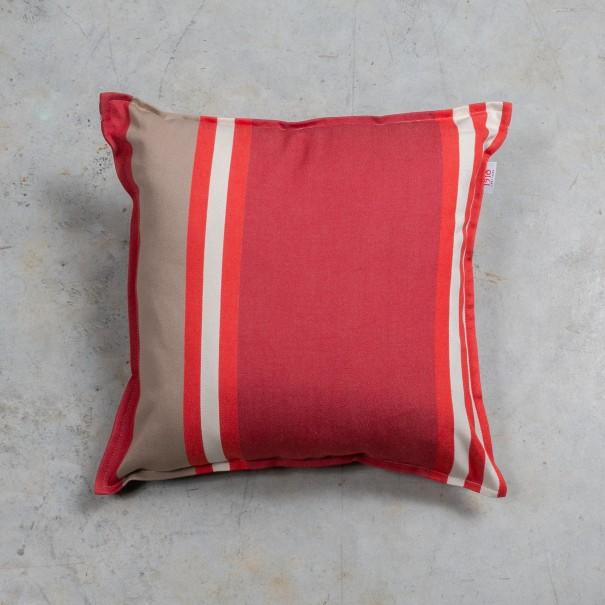 Cushion cover square cotton