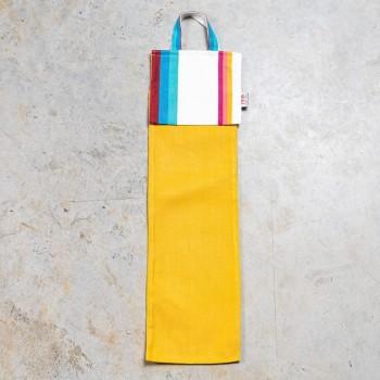 Bolsas de pan amarillo