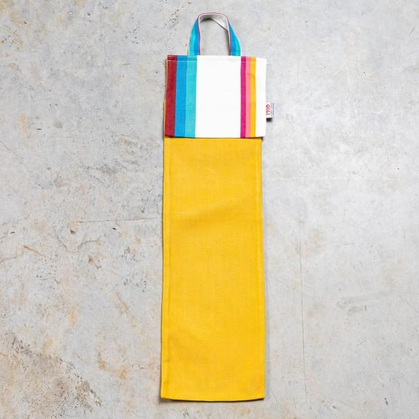 Yellow bread bags