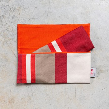 Etui serviette coton