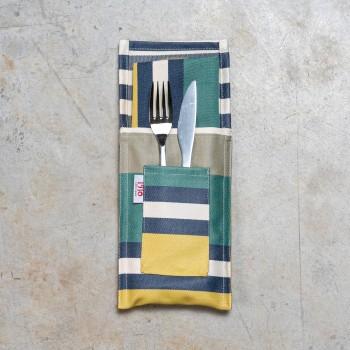 Estuches para servilletas y cubiertos