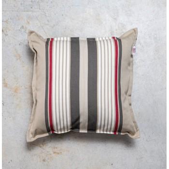 Housse de coussin carré coton